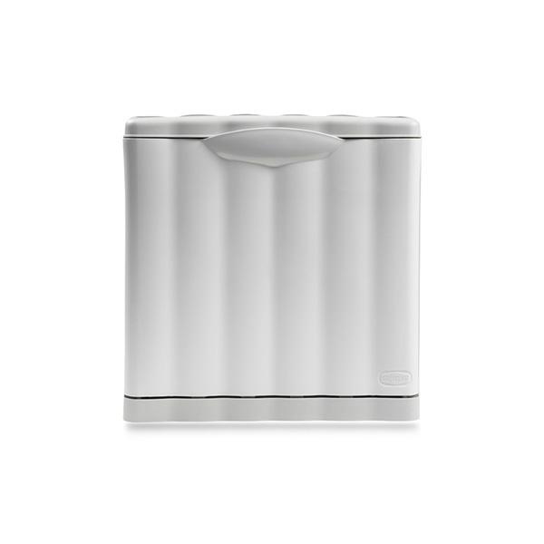 Stefanplast 4 Pezzi Pattumiera per Raccolta differenziata 20 LT 80 LT Secchio componibile Amica Eco Space Spazzatura Bianco Tortora Grigio Verde