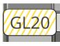 GL20 - Giallo Zolfo