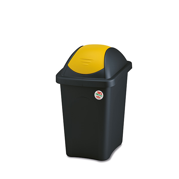 """Multipat"" little swing top bin"