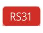 RS31 - Rojo Señal