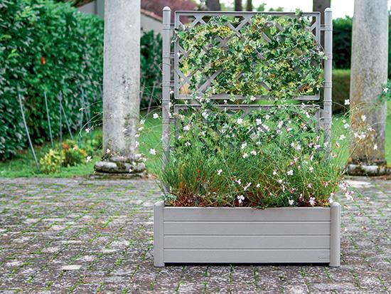 Italia flower box