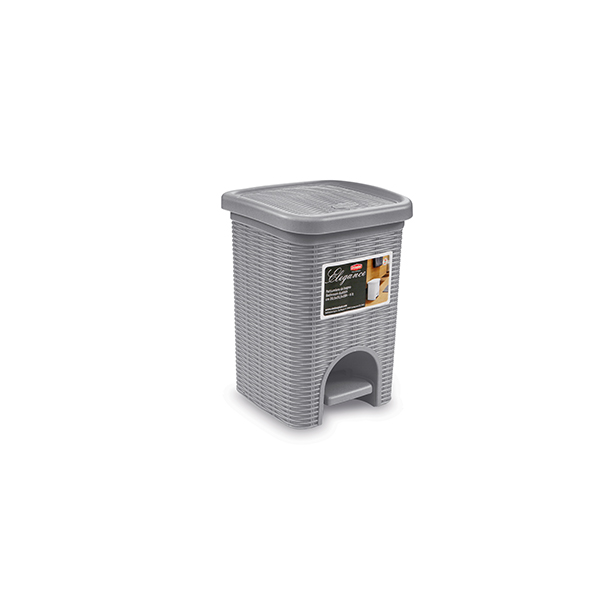 Elegance bathroom dustbin