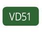 VD51 - Farngrün