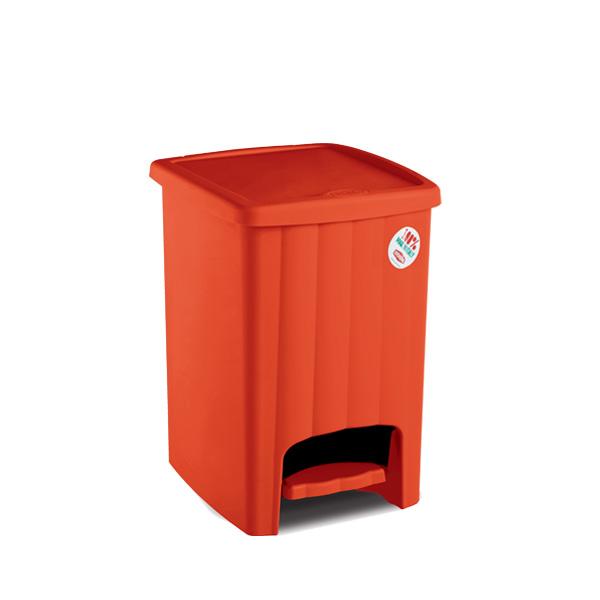 Cubo de basura Margherita con pedal