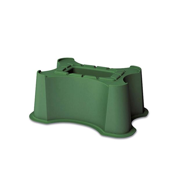 Supporto contenitore acqua rettangolare per lt 300