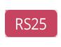 RS25 - Rosso Azalea