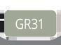 GR31 - Foggy Green