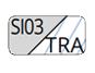 SI03/TRA - Silver/Trasparente
