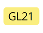 GL21 -  Strohgelb