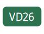 VD26 - Grün