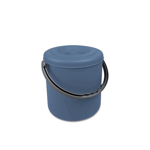 """20-Liter-Abfalleimer """"Eureka"""" mit Deckel"""