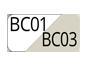 BC01/BC03 - Bianco/Bianco Travertino