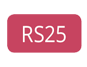 RS25 - Rouge Azalée