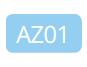 AZ01 - Hellblau