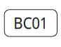 BC01 - Weiß