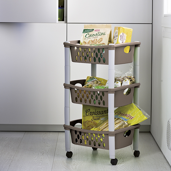 "Three shelves trolley ""Otello"""
