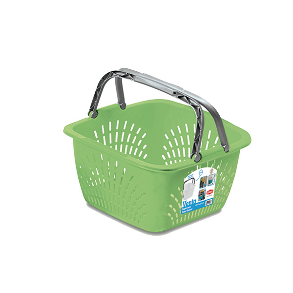 Vento square superbasket with handles