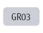 GR03 - Light grey