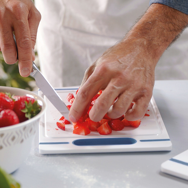 """Schneidebrett """"Italian Chef"""" S"""