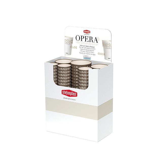 Espositore Vasi Opera ORFEO verdone