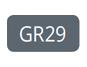 GR29 -  Gris pizarra