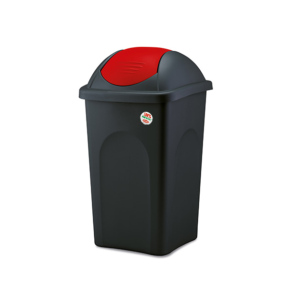 """Multipat"" big swing top bin"