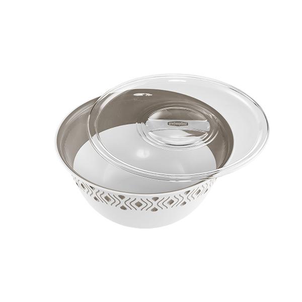 Tosca lid for Ø 19 cm bowl