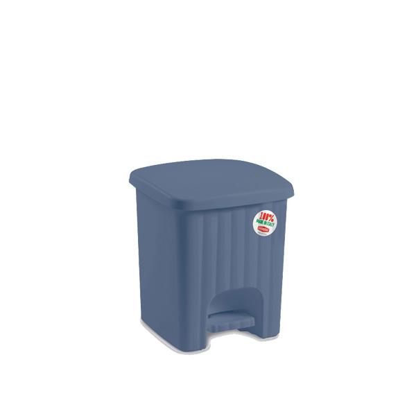 Pedalina square dustbin