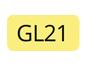 GL21 - Giallo paglierino