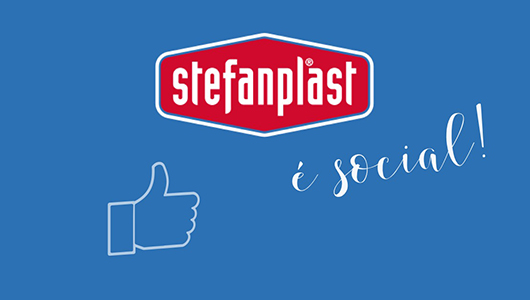 Stefanplast è social!