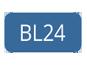 BL24 - Verkehrs-Blau