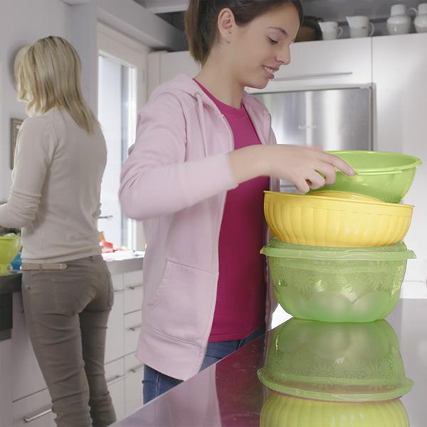"""""""Fiorella"""" bowl ø cm 30"""