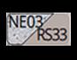 NE03/RS33 - Granit/Rose poudré