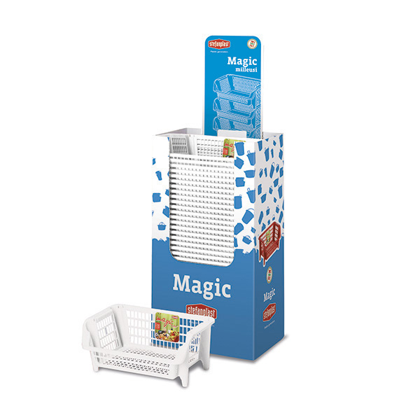 Magic milleusi bianco