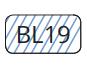 BL19 - Blu Cobalto