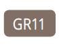 GR11 - Gris tourterelle