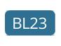 BL23 - Bleau sarcelle