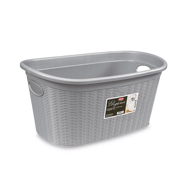 Elegance laundry basket